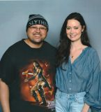 Meeting Summer Glau was another highlight as well.