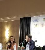 Summer Glau's panel at Motor City Comic Con