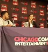 Images of Summer Glau's final day at C2E2