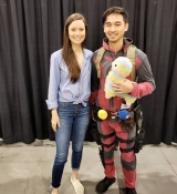 Photos and impressions from Summer's panel at Phoenix Fan Fusion