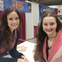First images of Summer Glau from Planet Comicon