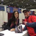 My thanks to Summer Glau for not Terminating me today!! #Terminator