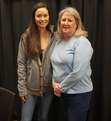 Images of Summer Glau from Tulsa Pop Culture Expo