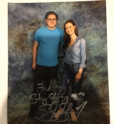 Summer Glau at WhedonCon 2019