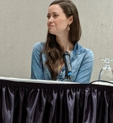 Summer Glau attends her first day of WhedonCon