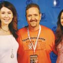 Summer Glau and Jewel Staite.
